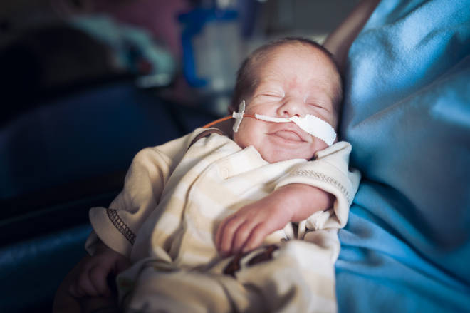 """Around one per cent of babies are born """"very prematurely"""""""