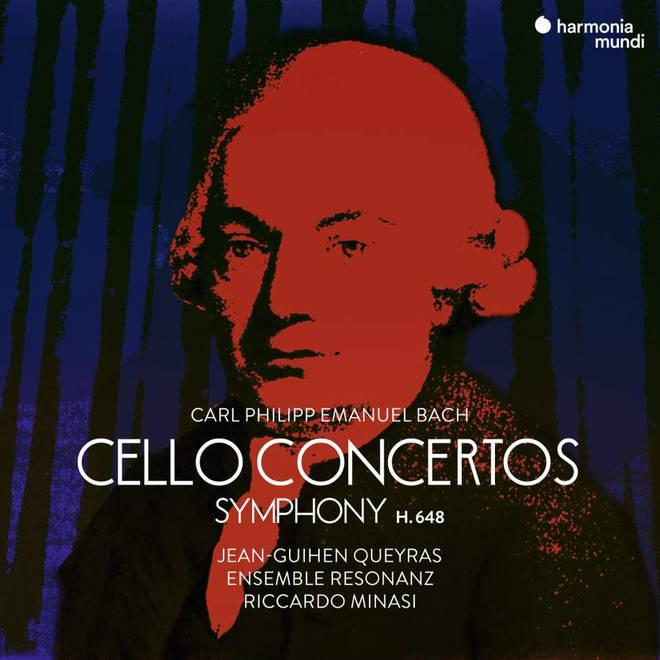 Jean-Guihen Queyras - C.P.E. Bach: Cello Concertos