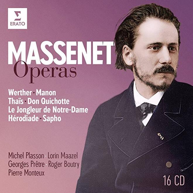 Jules Massenet - Operas