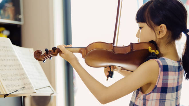 Parents can't afford for their child to learn an instrument at school