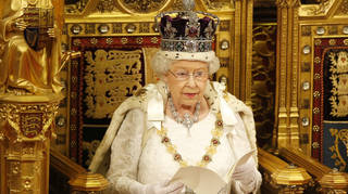What will the national anthem be when the Queen dies?