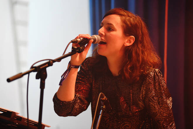 British composer and performer, Anna Meredith