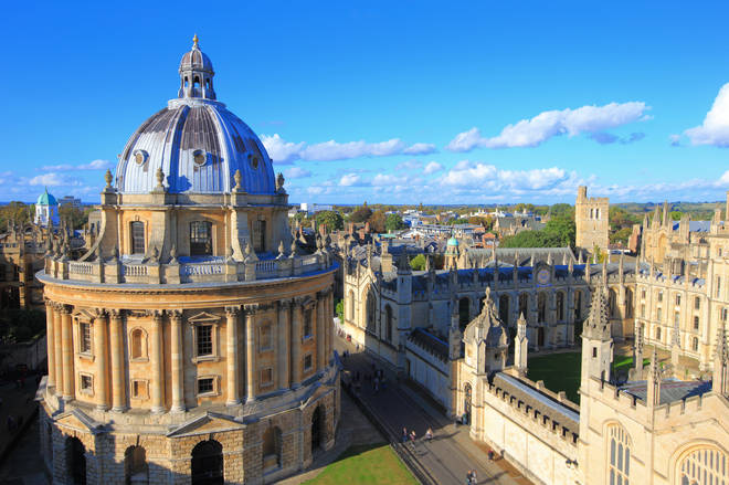 Clapping 'banned' at Oxford University