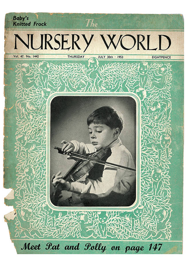 Nursery World Magazine, 1953