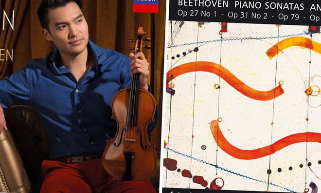 New releases: Ray Chen - The Golden Age, Angela Hewitt - Beethoven Piano Sonatas