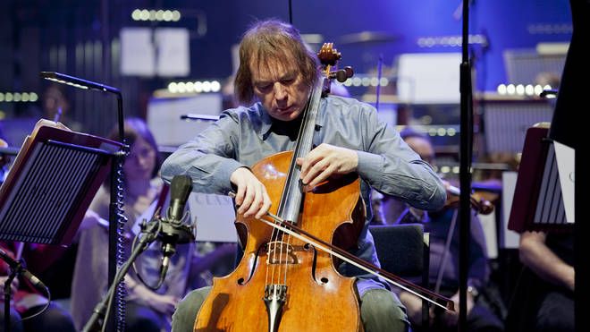 Julian Lloyd Webber at Classic FM Live in Wales, 2012