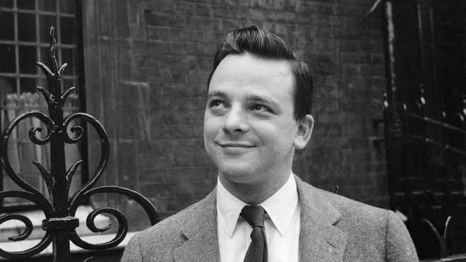 Stephen Sondheim on 28 August 1962