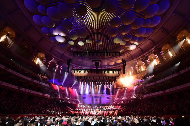 Vasily Petrenko and the Royal Liverpool Philharmonic perform at the Royal Albert Hall for Classic FM Live 2015