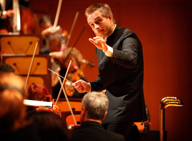 Vasily Petrenko, the 36-year-old Russian music director of the Liverpool Philharmonic