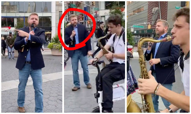 New York saxophones