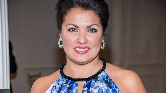 Anna Netrebko attends the 11th Annual Opera News Awards in 2016