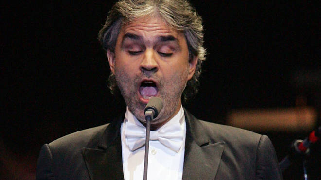 Andrea Bocelli's greatest songs of all time - Classic FM