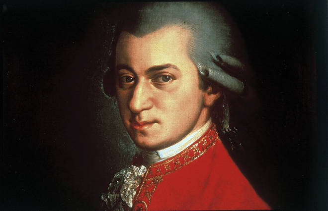 Mozart lived between 1756 and 1791
