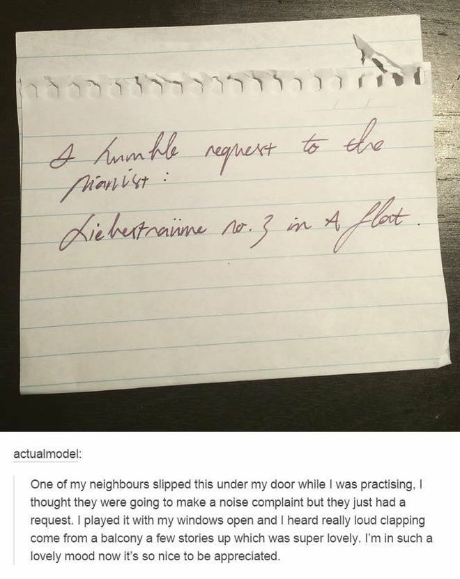 Neighbour request