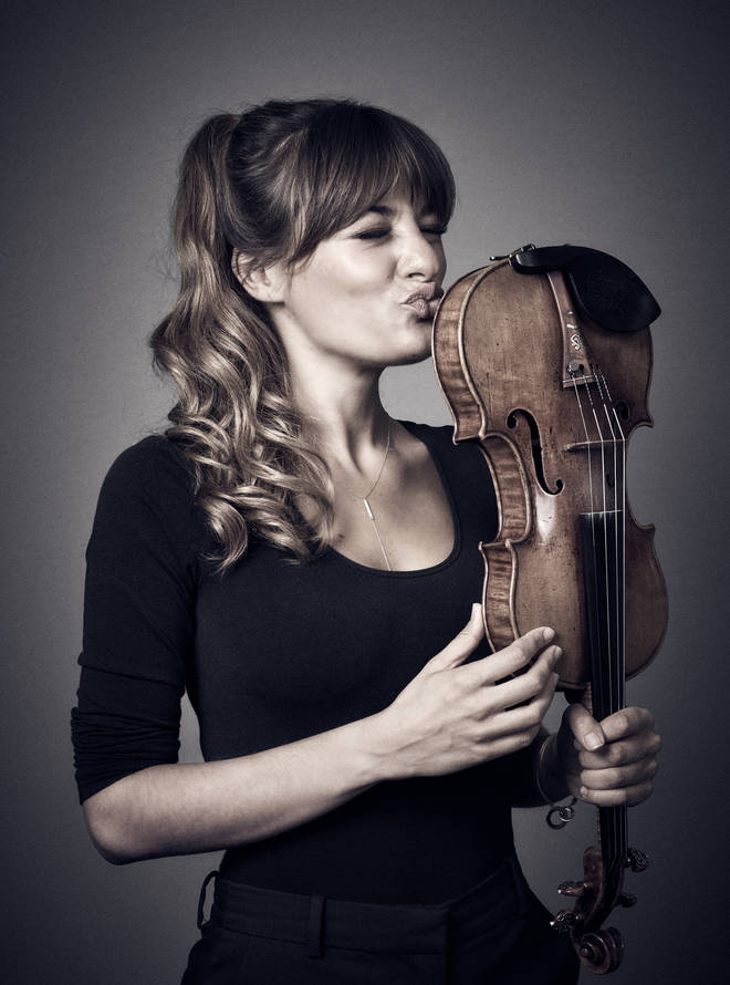 Nicola Benedetti is a leading violinist and music education ambassador