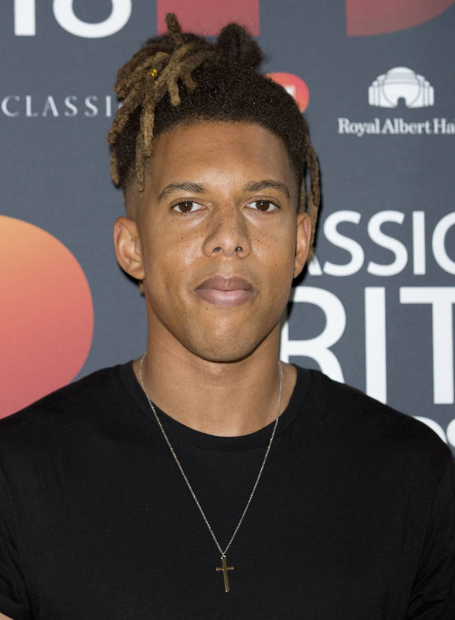 Tokio Myers arrives at the Classic Brit Awards 2018