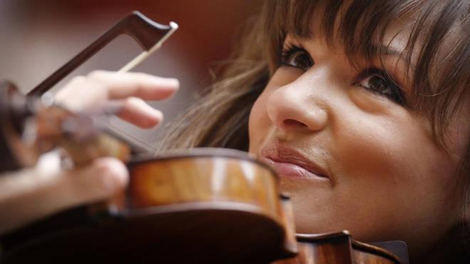 Nicola Benedetti is campaigning for better music education across the UK
