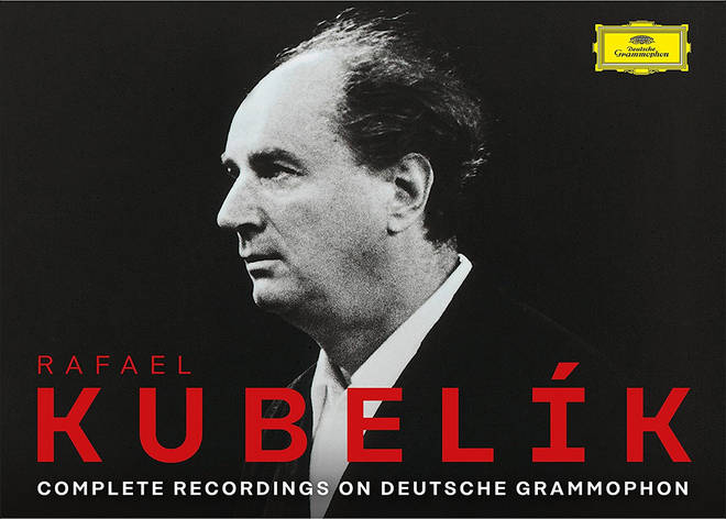 Rafael Kubelík - Complete Recordings on Deutsche Grammophon