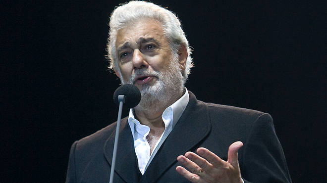 Plácido Domingo withdraws from Tokyo 2020 cultural events