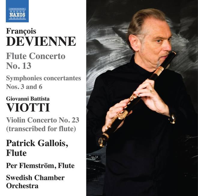 Patrick Gallois - Francois Devienne Flute Concerto No.13
