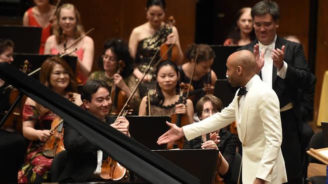 New York Philharmonic's Opening Gala celebrating their 175th Anniversary Season