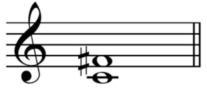 What is the tritone?