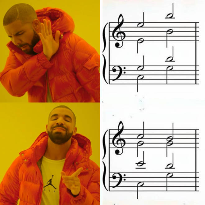 Drake cadence