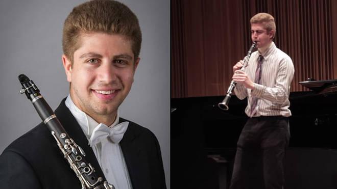 Eric Abramovitz clarinettist
