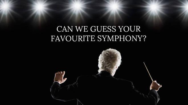 Favourite symphony