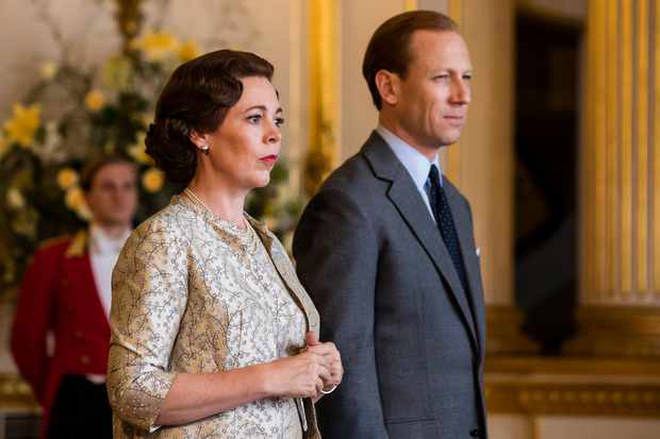 Olivia Colman plays Queen Elizabeth in The Crown Season 3 on Netflix