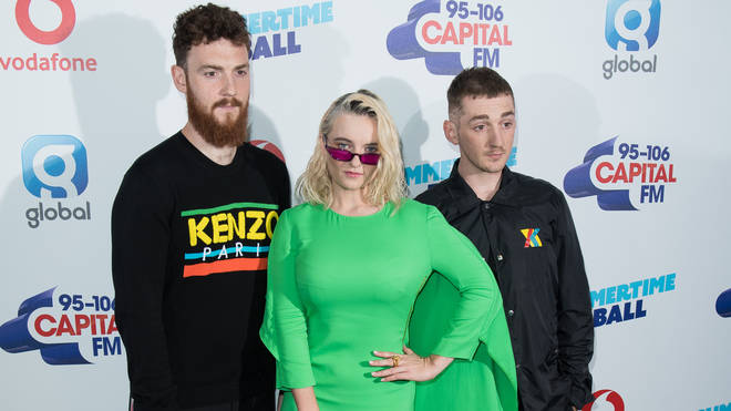 Clean Bandit at Capital's Summertime Ball