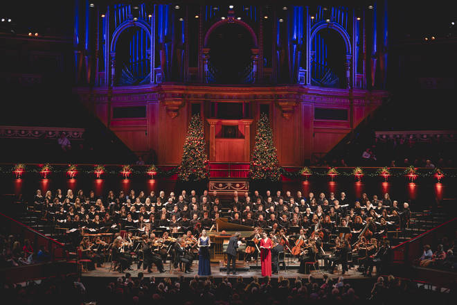 Win a pair of tickets to Handel's Messiah at the Royal Albert Hall in London Classic FM competition