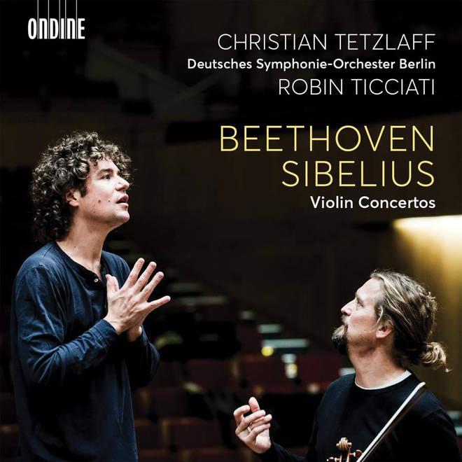 Beethoven/Sibelius: Violin Concertos – Christian Tetzlaff (Ondine)