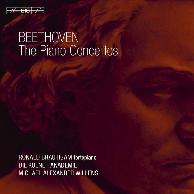 Beethoven: The Piano Concertos – Ronald Brautigam (BIS)