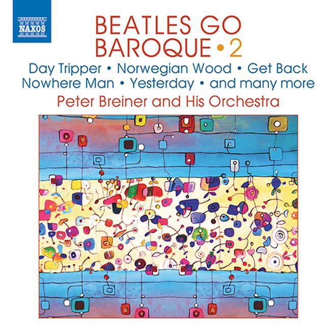 Beatles Go Baroque Vol. 2 by Peter Breiner