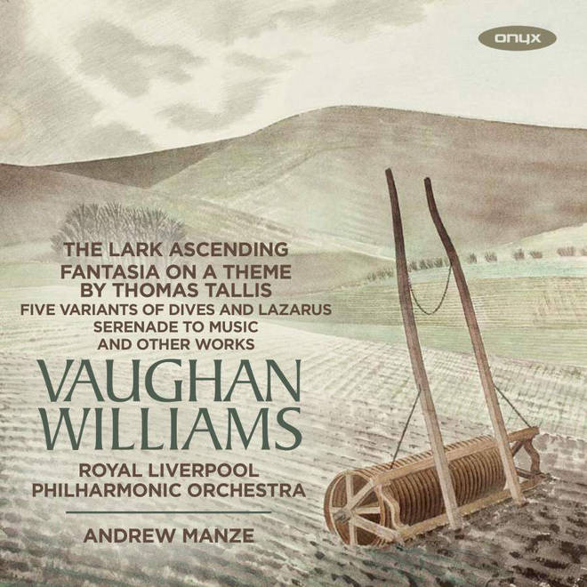 Vaughan Williams: Orchestral Music – Andrew Manze (Onyx)