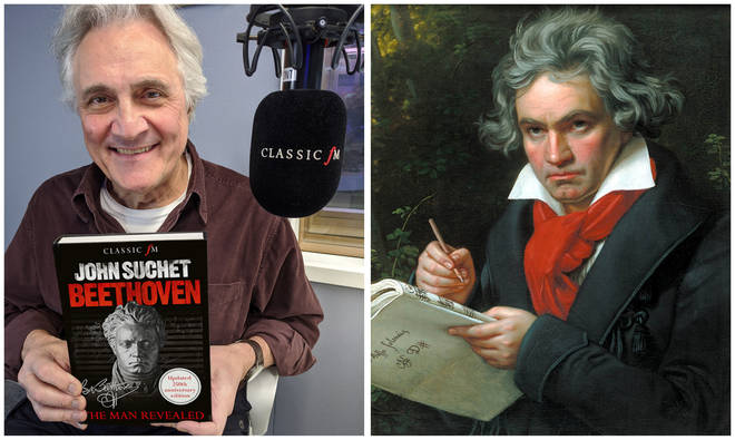 John Suchet to present 'Beethoven – The Man Revealed' for 52 weeks to mark the 250th anniversary of Beethoven's birth.
