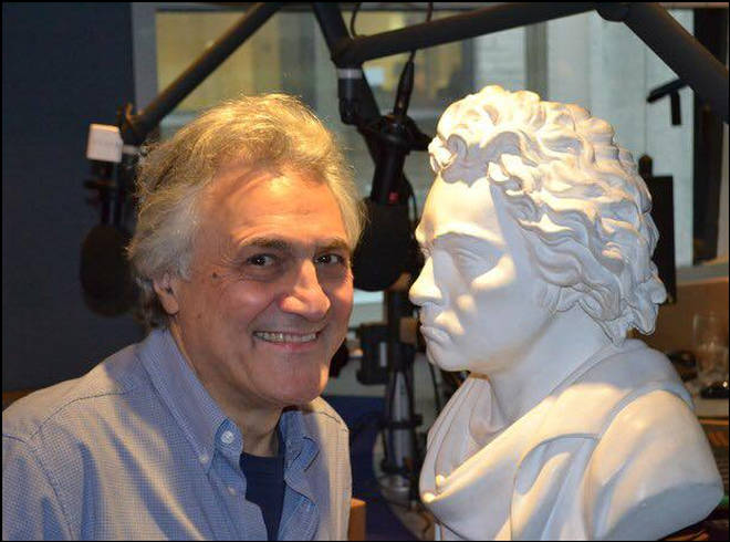 'Beethoven –The Man Revealed' will be presented by resident Beethoven expert John Suchet