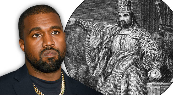 Who is Kanye West's first ever opera about?