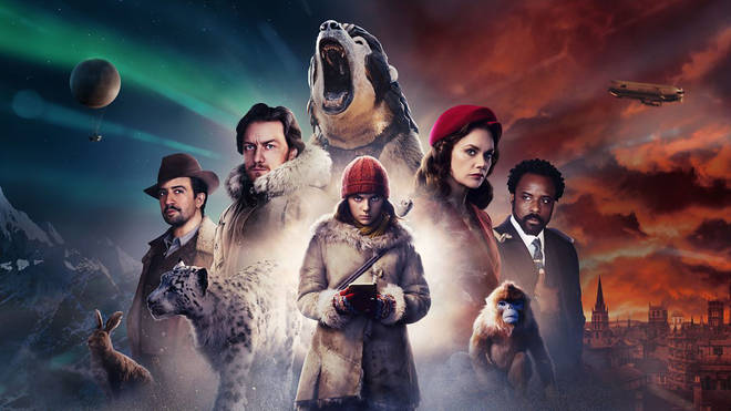 His Dark Materials - a new BBC and HBO series