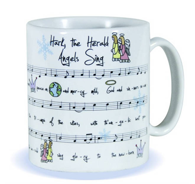 Carol mug