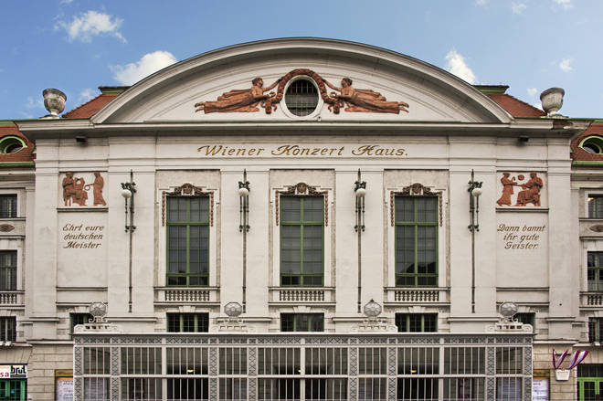 Vibrating device sparks bomb scare during concert at Vienna Konzerthaus