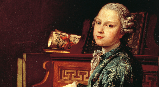 Three quarters of young Brits have never heard of Mozart
