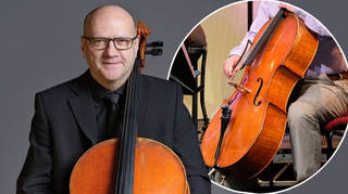 Man appeals for the return of his stolen cello
