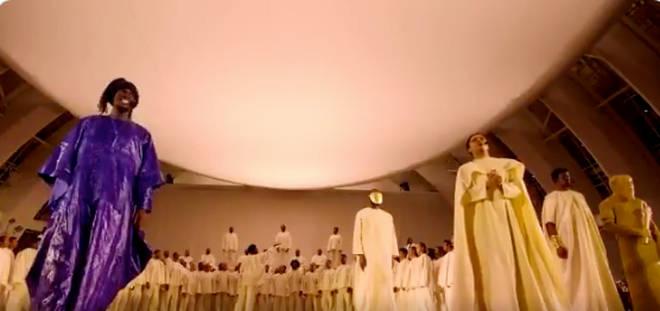 Sheck Wes stars in Kanye West's opera, 'Nebuchadnezzar'