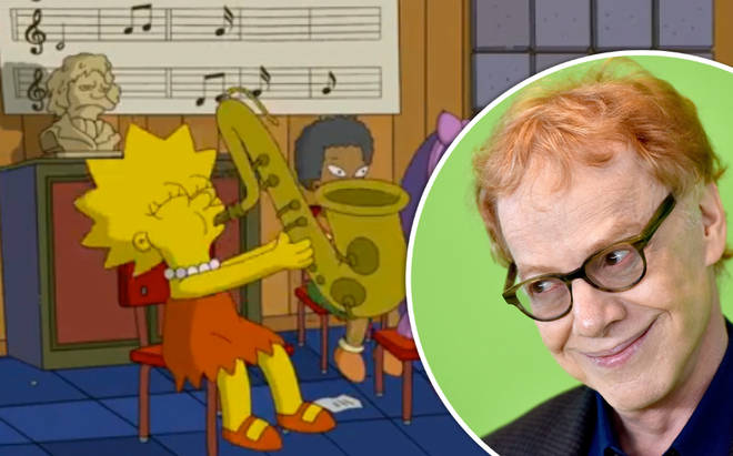 Danny Elfman The SImpsons