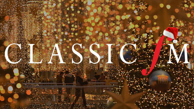 Join us for Christmas on Classic FM