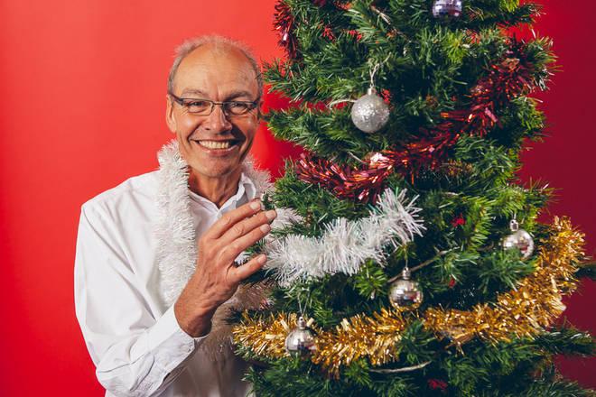 Join John Brunning for Christmas on Classic FM