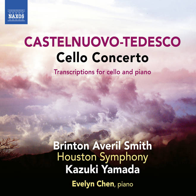 Brinton Averil Smith - Castelnuovo-Tedesco Cello Concerto
