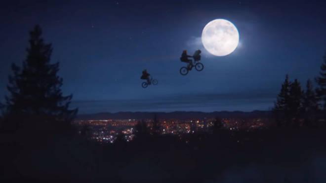 E.T. Returns